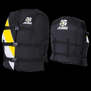 Jobe Universal Flytväst Yellow
