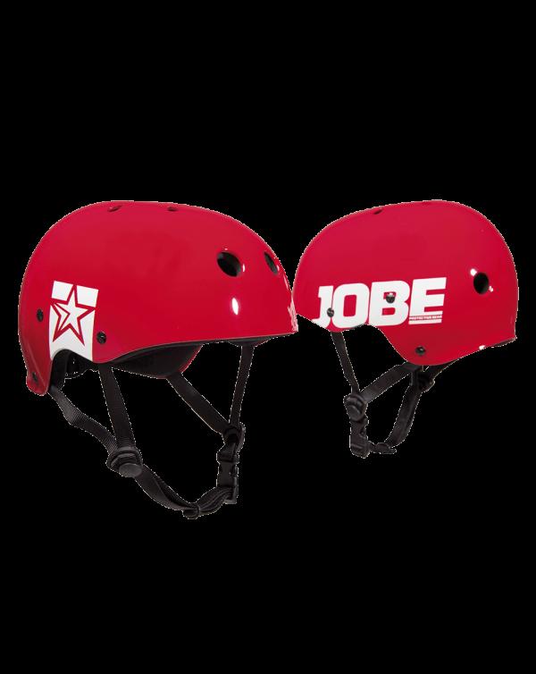 Jobe Slam Wake Helmet Red