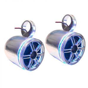 Jobe Bullet Speakers