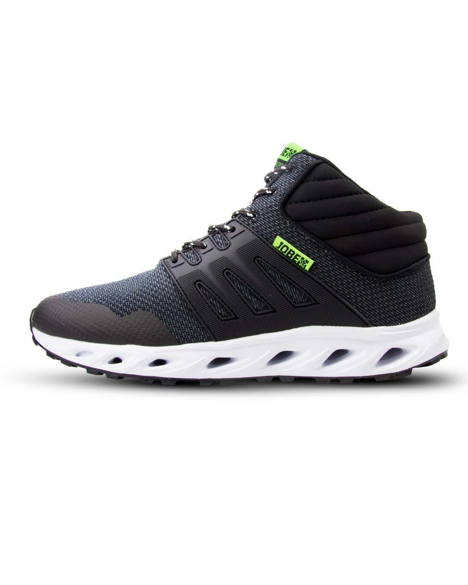 Jobe Discover sneaker high skor nero | 720sport.se