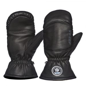 Sweep Arctic Expedition leather mittens