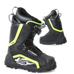 Sweep Snowcore Evo R boots