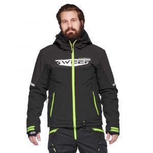 Sweep Concordia softshell jacket