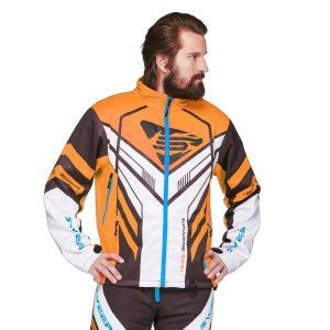 Sweep Yeti performance jacket