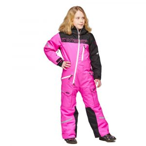 Sweep Snowcore Evo 2.0 Kids pink/black/white