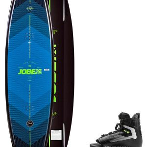 Jobe Logo Series Wakeboard set 138 Maze bindning 40-46